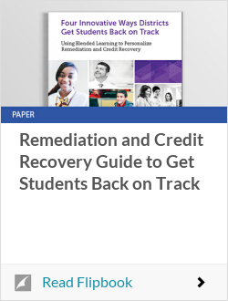 Remediation and Credit Recovery Guide to Get Students Back on Track