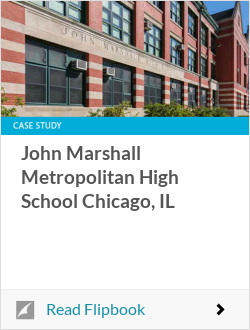John Marshall Metropolitan High School Chicago, IL
