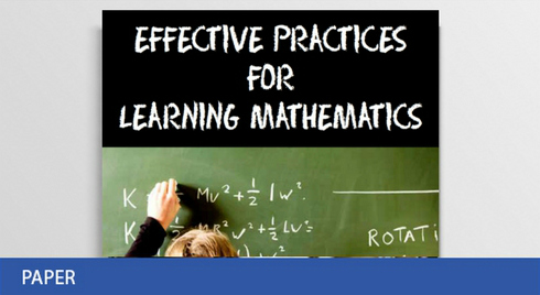 Effective Practices for Learning Mathematics