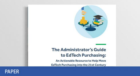 The Administrator's Guide to EdTech Purchasing