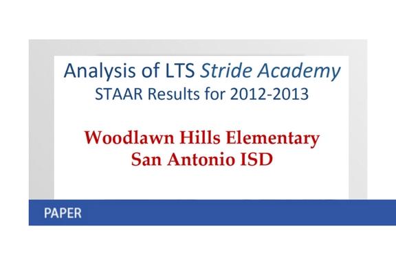 Grade 5 STAAR in San Antonio, Texas