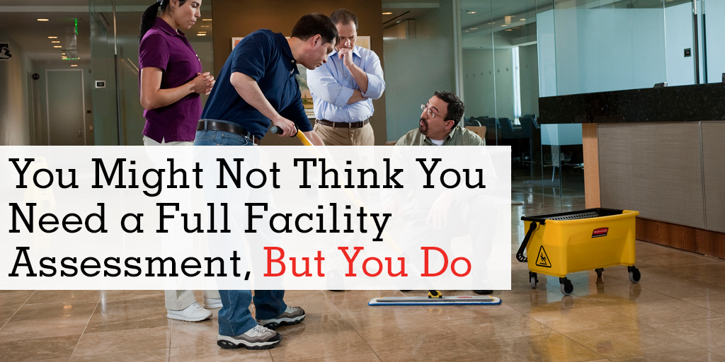 Unexpected Value of a Facilities Site Assessment