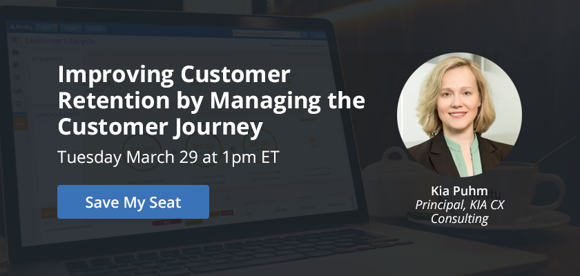 Improving Customer Retention by Managing the Customer Journey