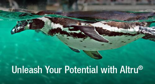 DATASHEET: Altru for Aquariums & Zoos