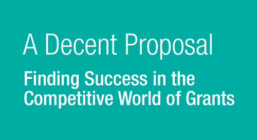 eBOOK: Finding Success in the Competitive World of Grants