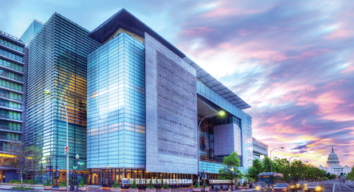 NEWSEUM: A Website Overhaul & Blackbaud Fundraising Connects Supporters More Than Ever