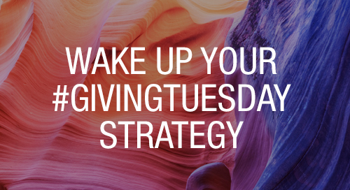 9 Tips to Further Your #GivingTuesday Success