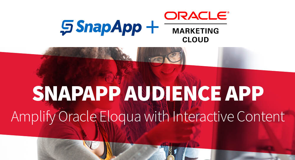 Amplify Oracle Eloqua With Interactive Content
