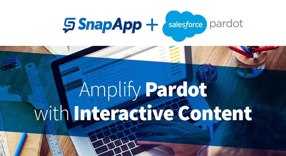 Amplify Pardot With Interactive Content