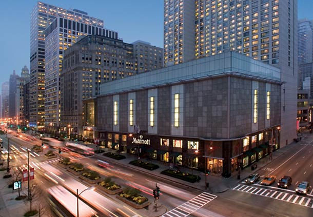 Marriott Chicago Downtown Magnificent Mile Facility Guide