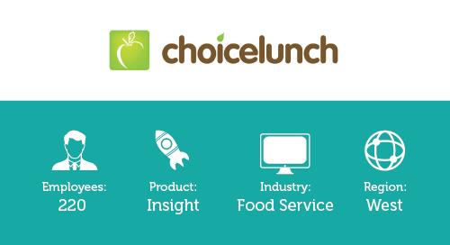 Customer Case Study ChoiceLunch