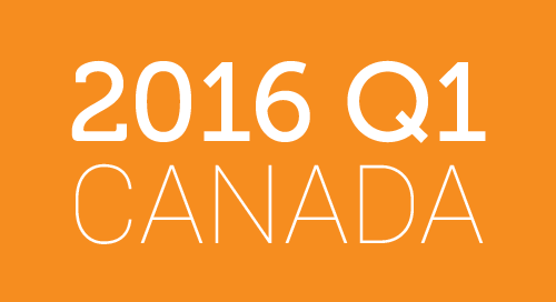 PayScale Index Canada, 2016 Q1