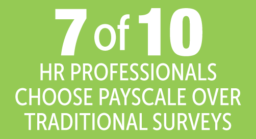 Why HR Pros Choose PayScale