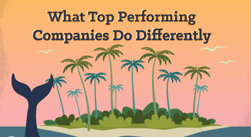 What Top Performing Companies Do Differently
