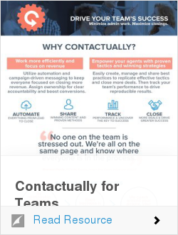 Contactually for Teams