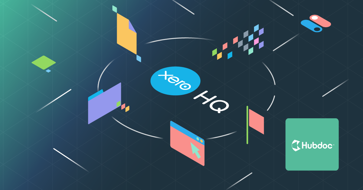 Hubdoc Integrates with Xero HQ