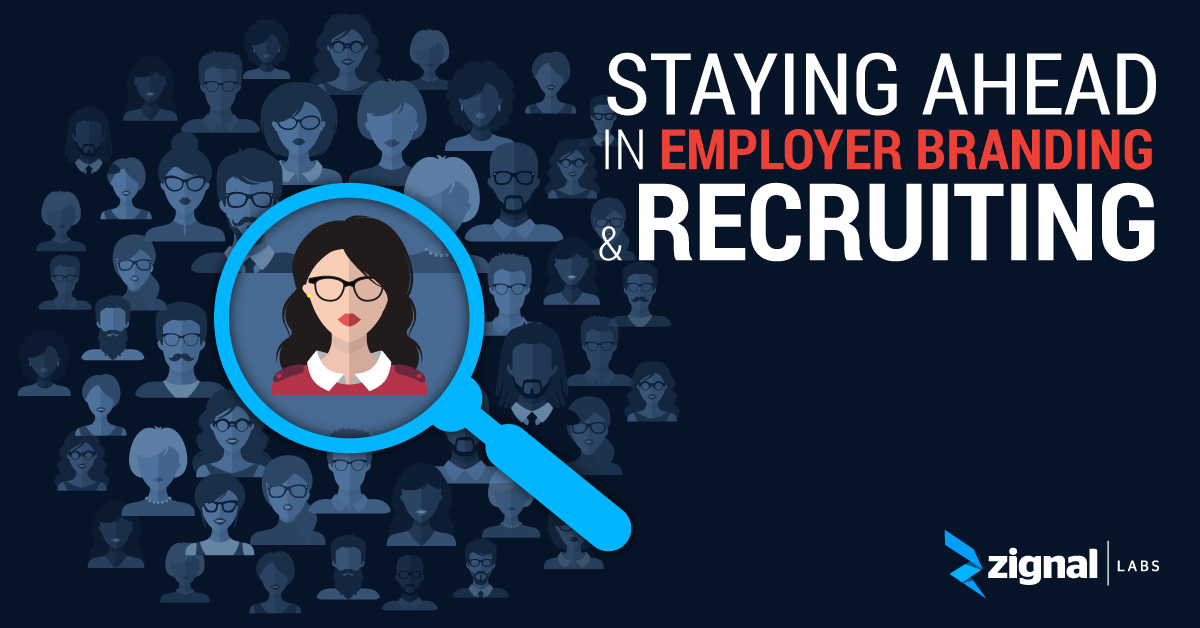 Zignal Labs Flipbook - Staying Ahead in Employer Branding & Recruiting