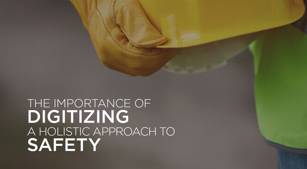 B2W Whitepaper - Digitizing for a Holistic Approach to Safety
