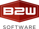 B2W Software logo