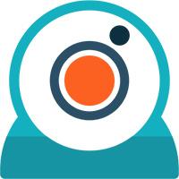 Online Presentation webcam