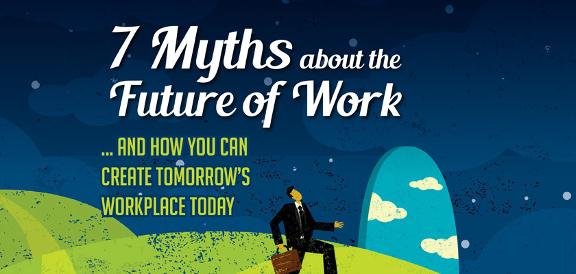 The future of work myths