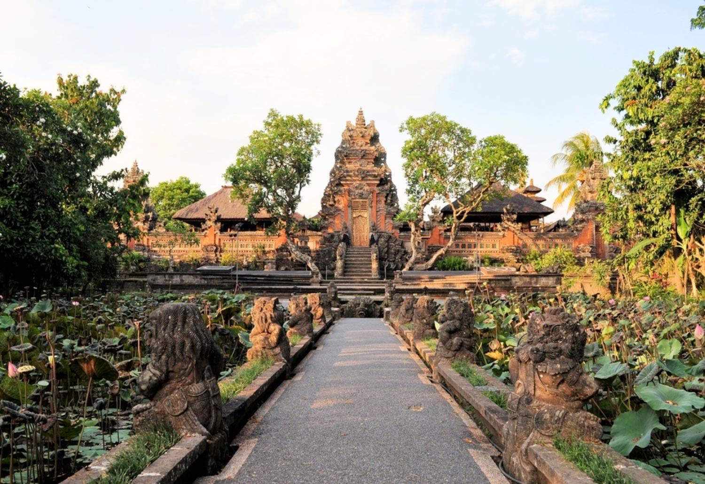 Digital Nomad Destination Bali