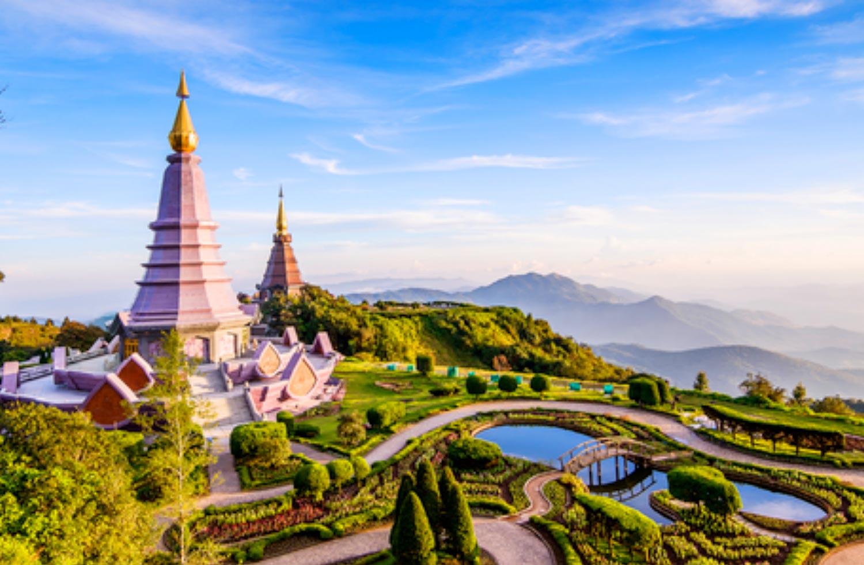Digital Nomad Destination Thailand