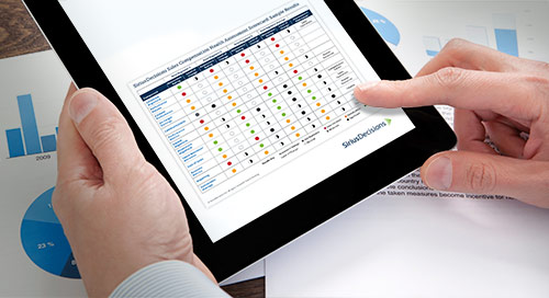 The SiriusDecisions Sales Compensation Health Assessment Overview