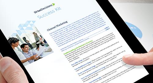 Channel Marketing Enablement Success Kit