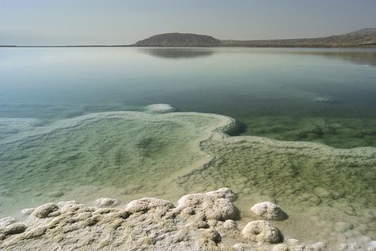 dead sea water minerals beauty