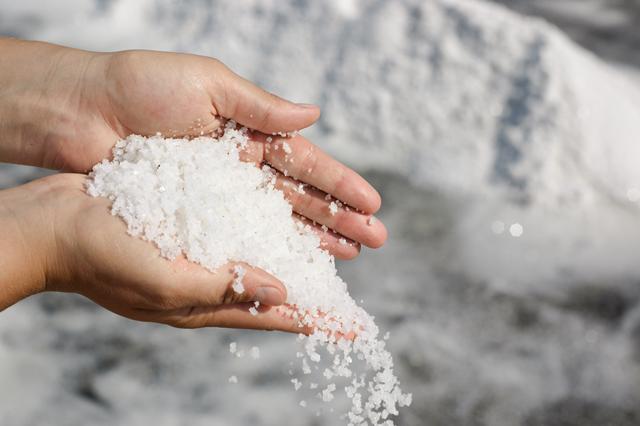 dead sea salt minerals