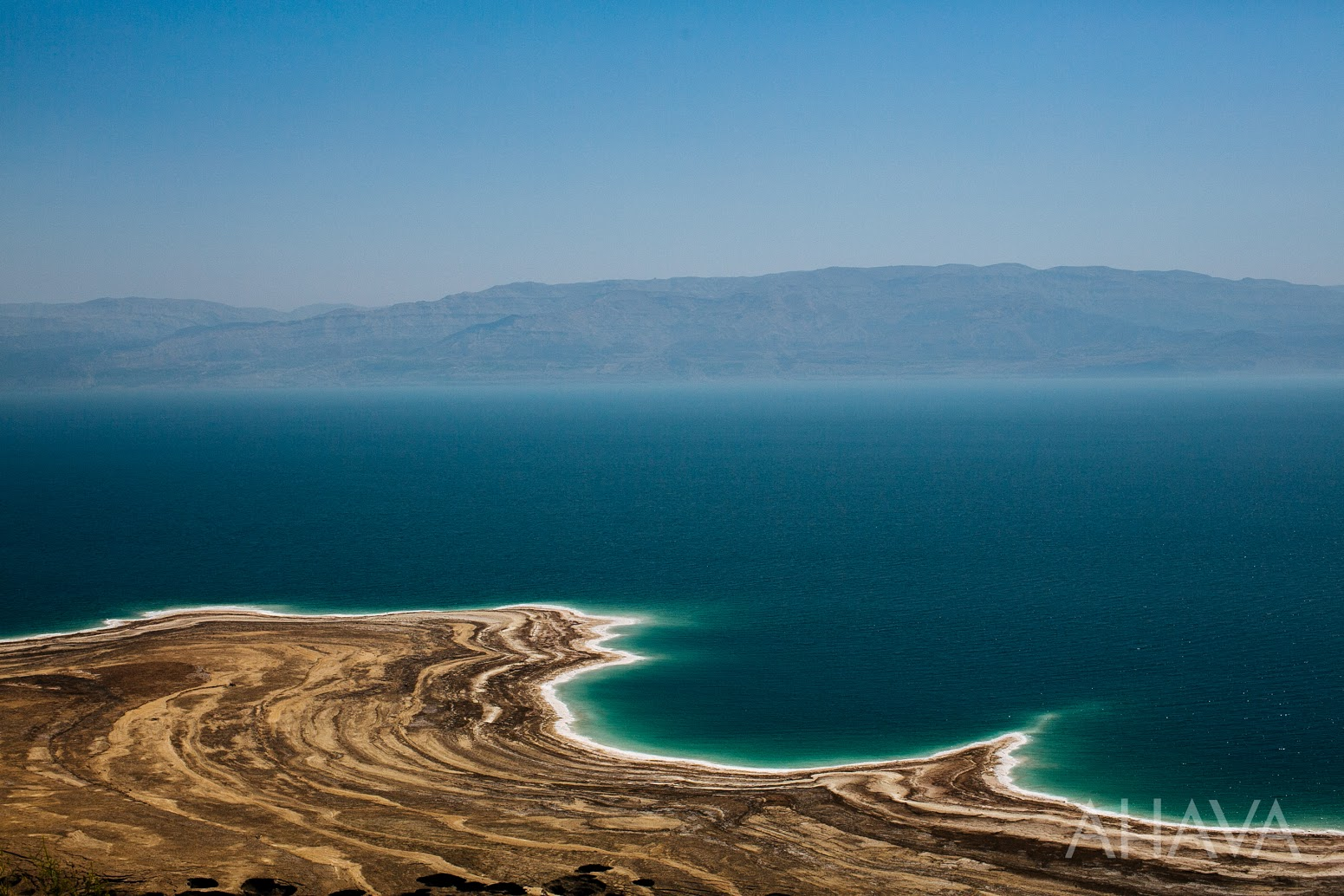 mud dead sea view ahava