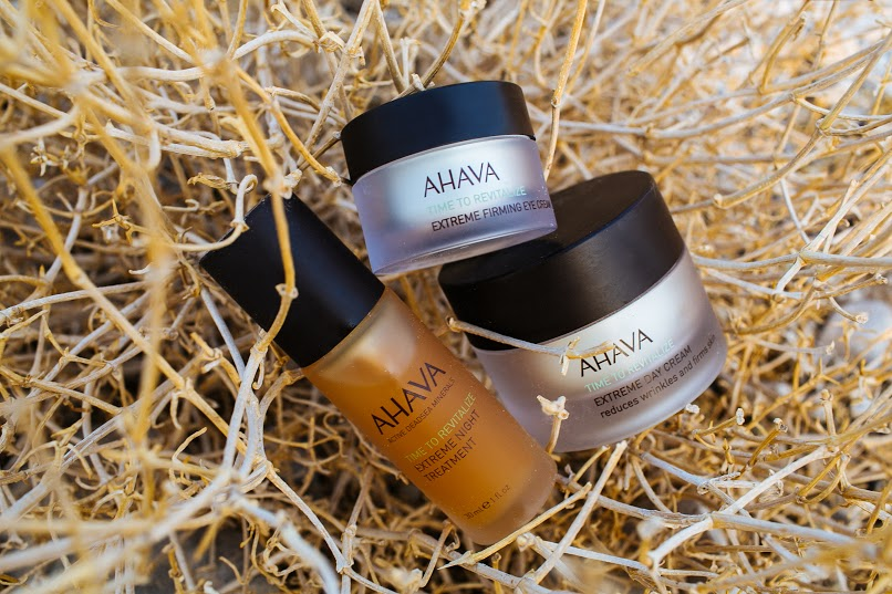 ahava extreme line face care