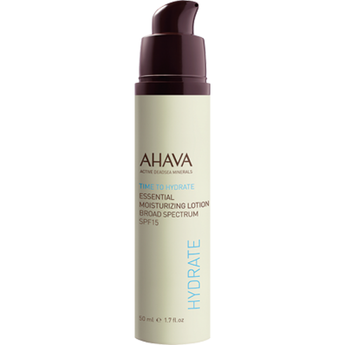 AHAVA's Essential Moisturizing Lotion