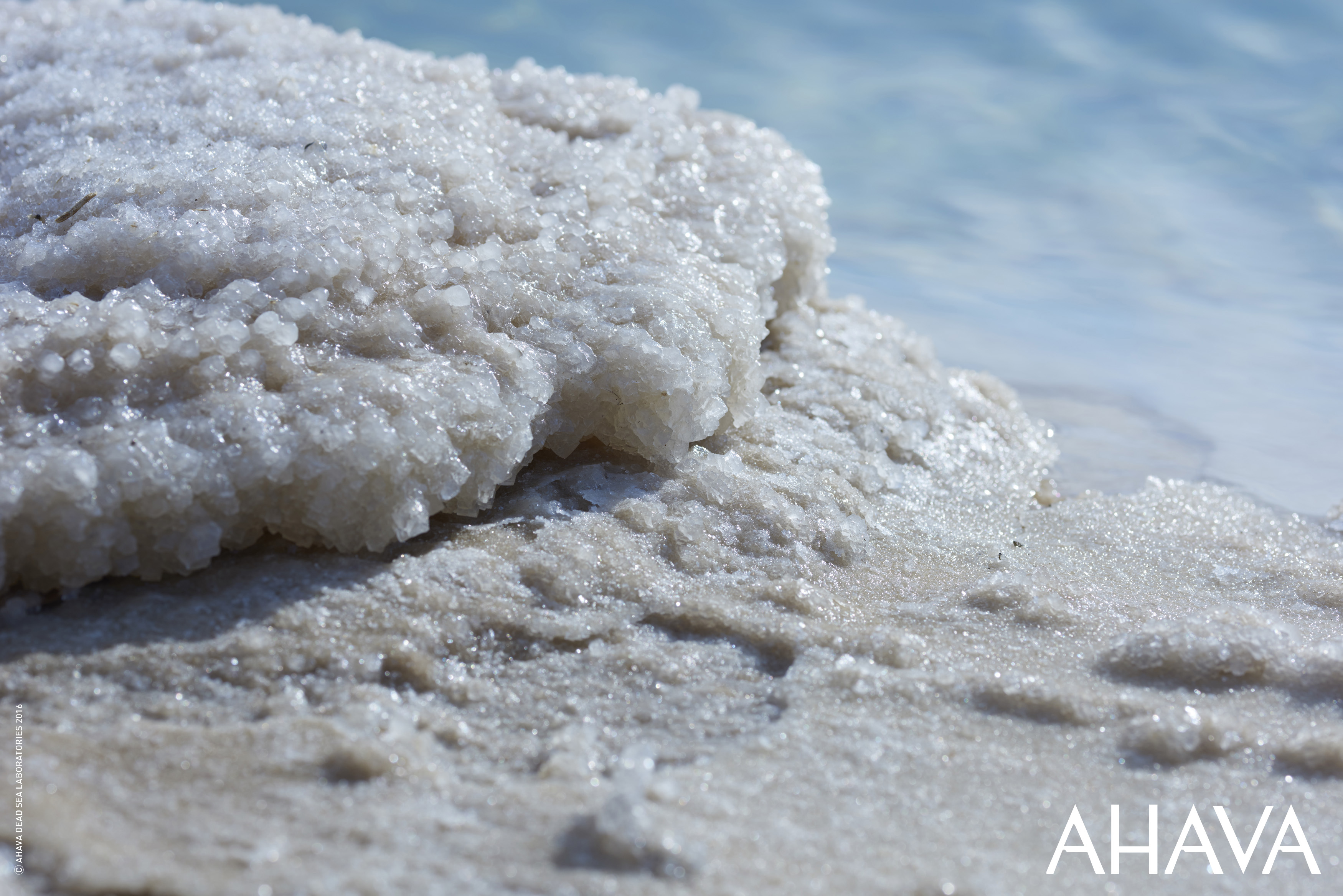 AHAVA Dead Sea Salt Water