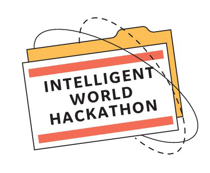 Intelligent World Hackathon Logo