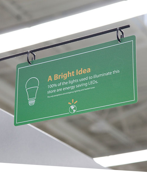 All LED Walmart Superstore