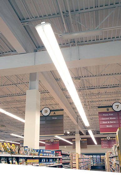 Heinen's Grocery Store GE LED Luminaire