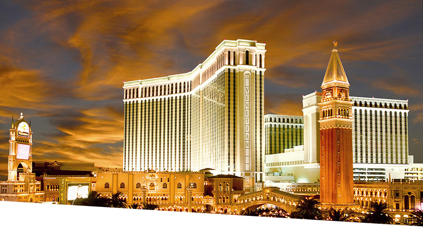 GE LED Hotel Resort Lighting Las Vegas Sands