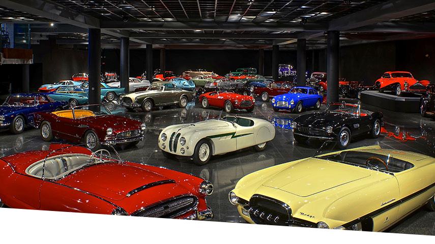 GE LED PAR38 Blackhawk Auto Museum