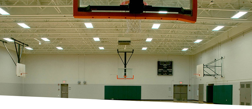 Willoughby Eastlake City Schools Gym