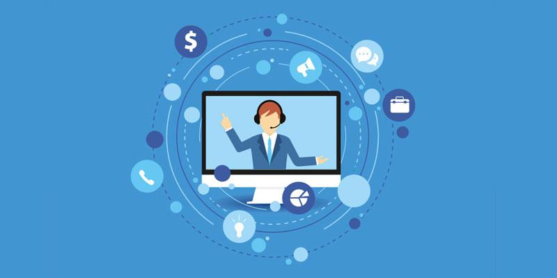 Wie Sie Ihre Körpersprache für Online Präsentationen verbessern