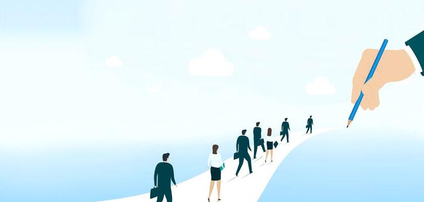 Fit für den Arbeitnehmermarkt