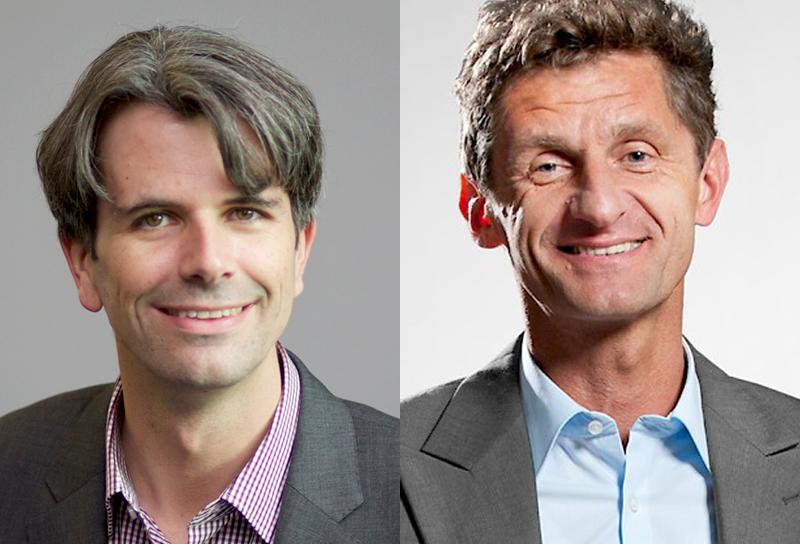 Ralph Goldschmidt, Experte und Coach für Work-Life-Balance, Ivan Blatter, Experte für Zeitmanagement