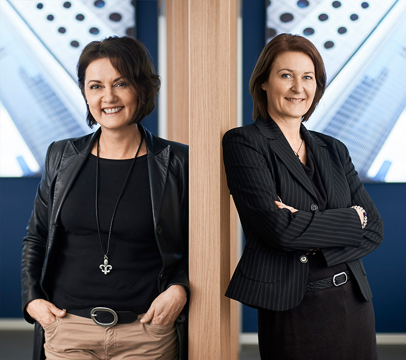 Daniela Störzinger & Beate Keller, Innenarchitekturbüro About Human Office