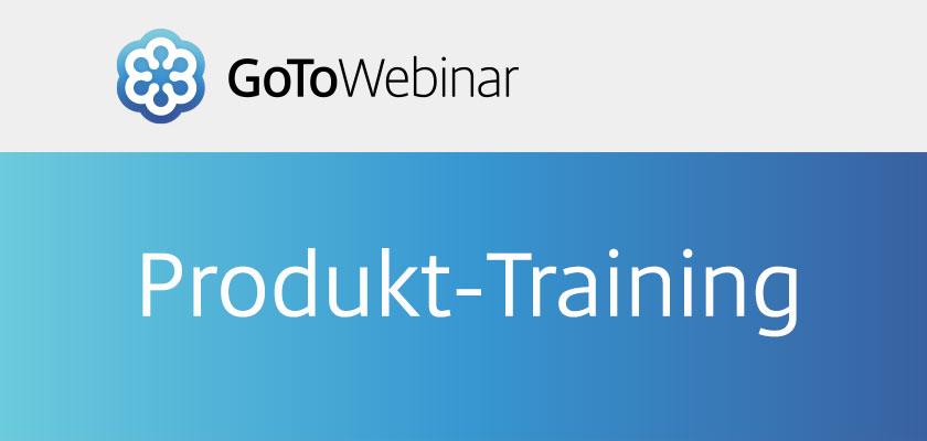 GoToWebinar Produkt-Training