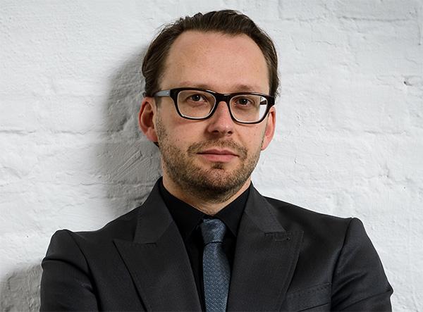Gerrit Grunert, Gründer & CEO von Crispy Content