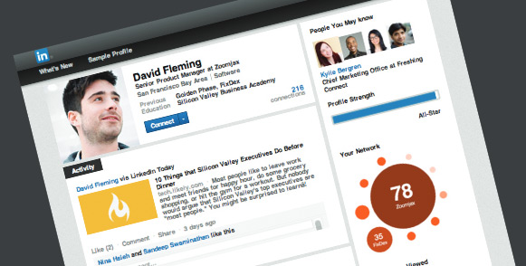 How to create your personal brand on Linkedin 2