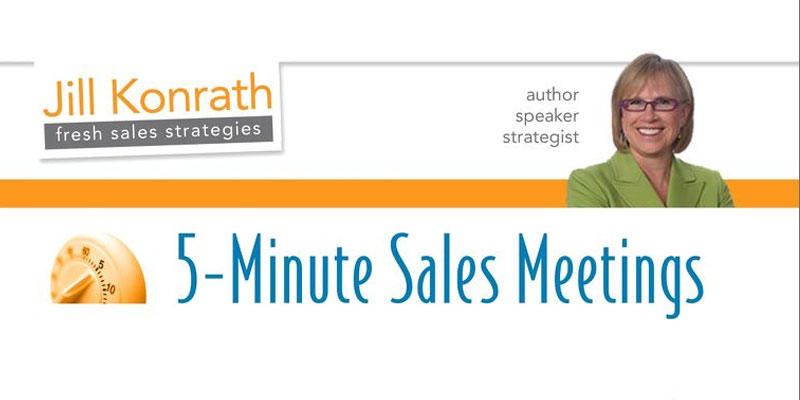 5-Minute Sales Meetings
