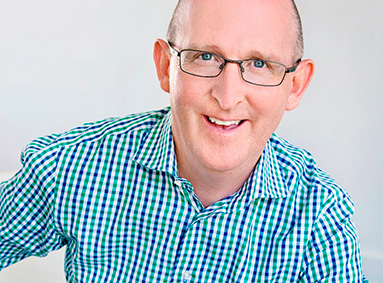 Dermot Crowley, Author, Director and Founder of Adapt Productivity